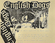 The English Dogs Handbill