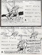 Social Unrest Handbill