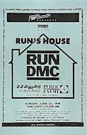 Run-D.M.C. Poster