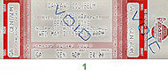 Beastie Boys Vintage Ticket
