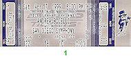Andrea Bocelli Vintage Ticket
