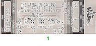 *NSYNC Vintage Ticket
