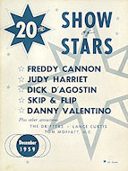 Freddy Cannon Program