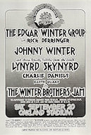 The Edgar Winter Group Poster