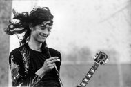Jimmy Page Fine Art Print