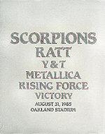 Scorpions Pelon