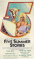 Five Summer Stories Poster