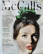 McCall's Vol. LXXXVII No. 1 Magazine
