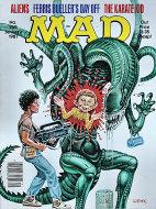 Mad No. 268 Magazine