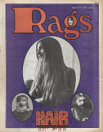 Rags April Magazine