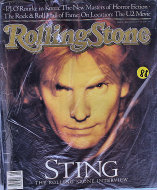 Rolling Stone Issue 519 Magazine