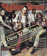 Rolling Stone Issue 864 Magazine