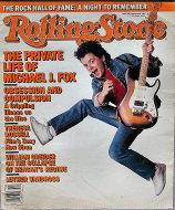 Rolling Stone Issue 495 Magazine