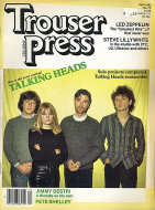 Trouser Press Vol. 9 No. 2 Magazine