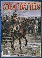 Military History Magazine Presents Great Battles Vol.1 No. 5 Magazine