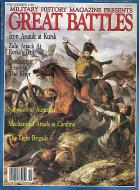 Military History Magazine Presents Great Battles Vol.2 No. 1 Magazine