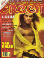 Creem Vol. 12 No. 2 Magazine