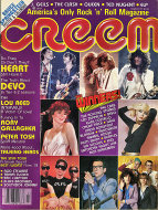 Creem Vol.10 No. 10 Magazine