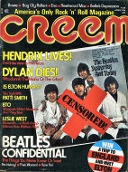 Creem Vol. 7 No. 11 Magazine