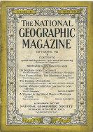National Geographic Vol. LIV No. 3 Magazine