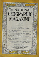 The National Geographic Vol. LXI No. 5 Magazine