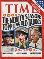 Time Vol. 100 No.13 Magazine