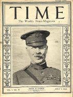 Time Vol. I No. 19 Magazine