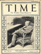 Time Vol. I No. 24 Magazine