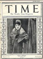 Time Vol. VI No. 1 Magazine