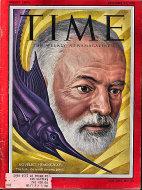 Time Vol. LXIV No. 24 Magazine