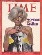 Time European Edition Magazine