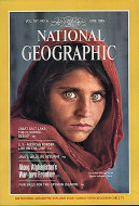 National Geographic Vol. 167 No. 6 Magazine