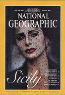 The National Geographic Vol. 188 No. 2 Magazine