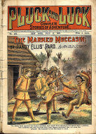 Pluck And Luck No. 476 Magazine
