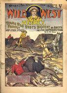 Wild West No. 487 Magazine