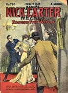 Nick Carter No. 790 Magazine