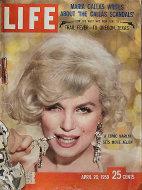 Life Vol. 46 No. 16 Magazine