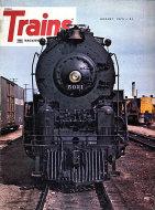 Trains Vol. 35 No. 10 Magazine