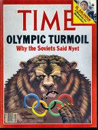 Time Vol. 123 No. 21 Magazine