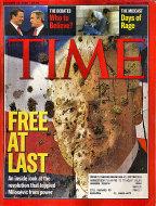 Time Vol. 156 No. 16 Magazine