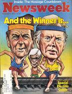 Newsweek Vol. XCVI No. 18 Magazine