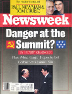 Newsweek Vol. CVIII No. 15 Magazine