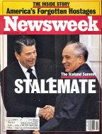 Newsweek Vol. CVIII No. 16 Magazine
