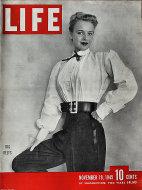 Life Vol. 19 No. 21 Magazine