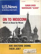 U.S. News & World Report Vol. LXXVII No. 1 Magazine