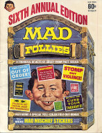 The Sixth Annual Edition Of Mad Follies Magazine