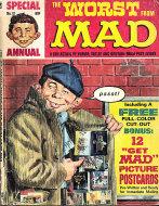 Mad Annual Edition No. 12 Magazine