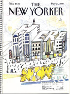 The New Yorker Vol. LXXV No. 12 Magazine