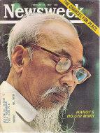 Newsweek Vol. LXIX No. 8 Magazine