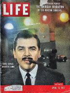 Life Vol. 42 No. 15 Magazine